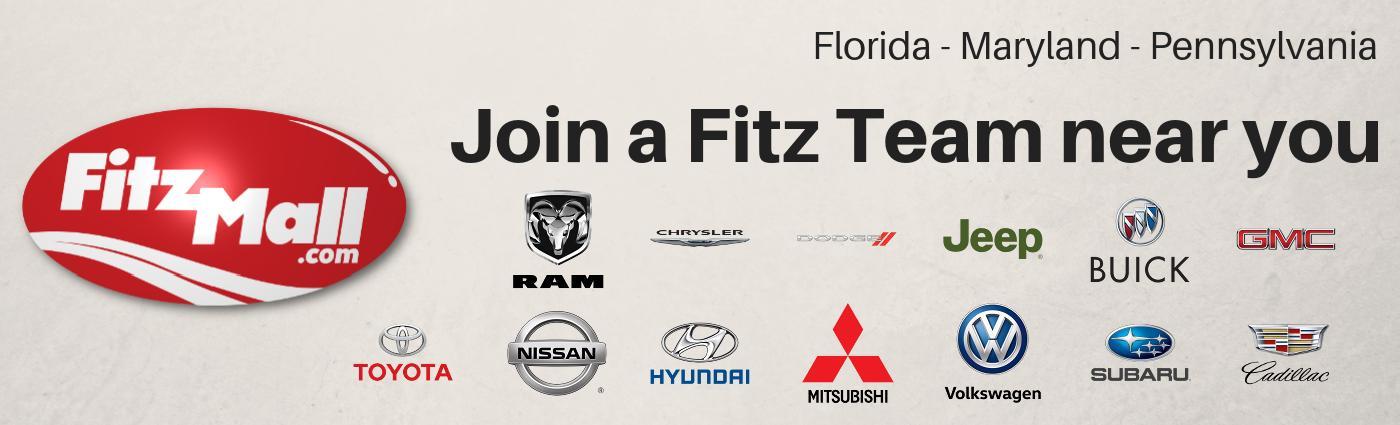 Fitzgerald Auto Mall Frederick >> Parts Shipper Receiver Jobs In Frederick Fitzgerald Auto