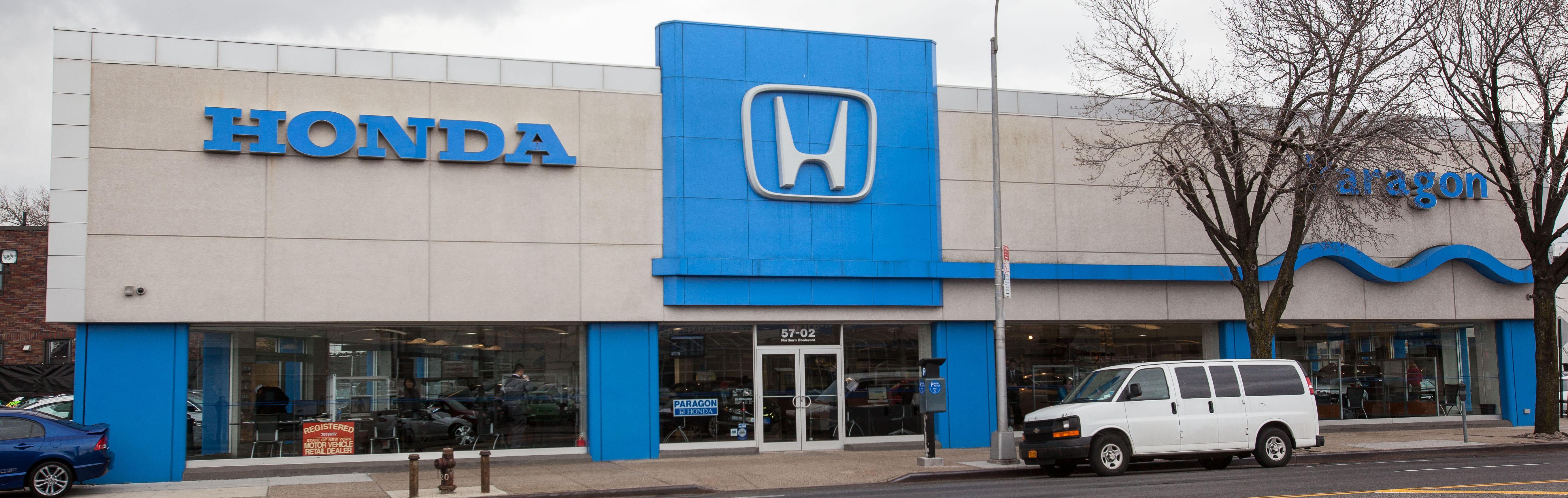 Paragon Honda   AutomotoHR